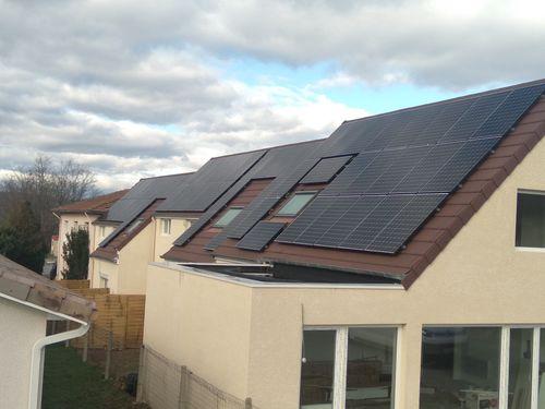 WATT & HOME réalise aussi des installations photovoltaïques résidentielles autoconsommation ou vente